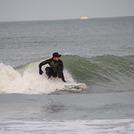 Left Shoulder, Nantasket Beach