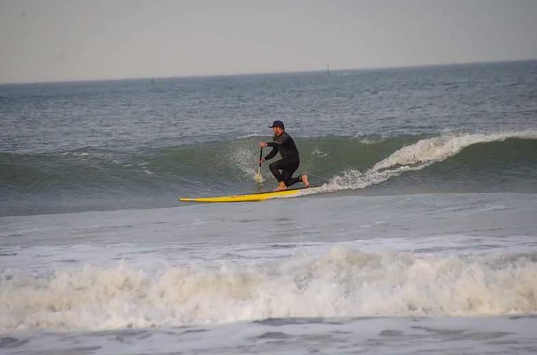 SUP Yo, Nantasket Beach