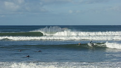 October Swell, Praia do Cerro photo