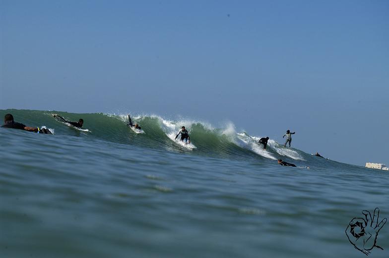 Good wave, Torre Gorda