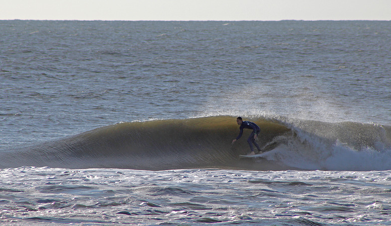 Chincoteague surf break