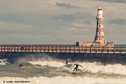 ward photography, Roker Beach photo