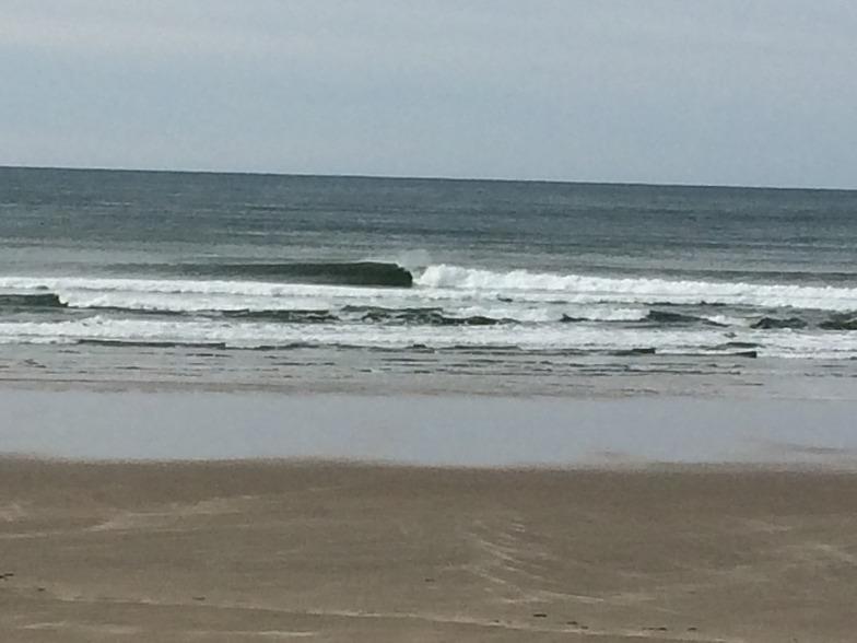 Cannon Beach/TolovanaBeach surf break