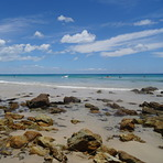 yellow patch view, Moreton Island - Yellow Patch