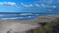 High surf, Jensen Beach photo