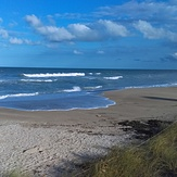 High surf, Jensen Beach