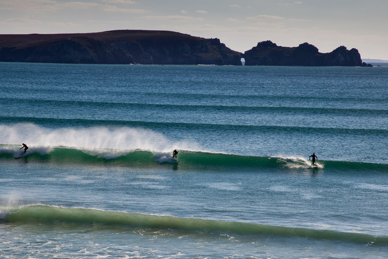 Kerloch surf break
