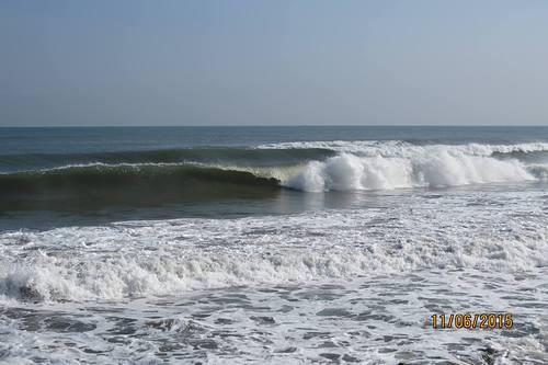 Waves, Punta Roca
