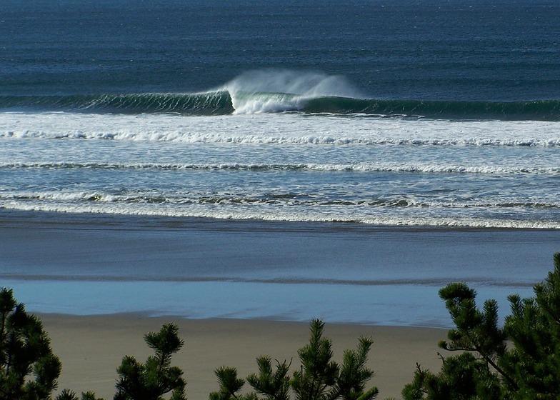 North Agate surf break