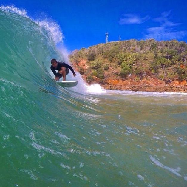 Evans Head-Airforce Beach surf break