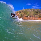 Shark Bay, Evans Head-Airforce Beach