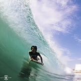 PorFi@Chinch Tube....Tubiao, El Chinchorro (Red Beach)
