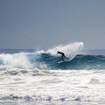 Surfer - Mauro Isola, Punta Topocalma
