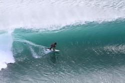 Surfer - Mauro Isola - PE, Padang Padang photo