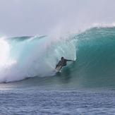 Surfer - Mauro Isola - PE, Grajagan Bay/G-Land