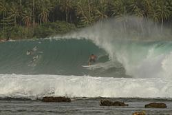 Surfer - Mauro Isola - PE, Lagundri - The Point photo