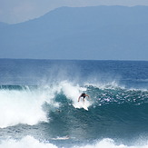 Surfer - Mauro Isola  - PE, Lakai Peak