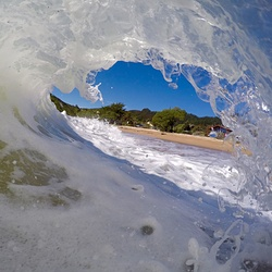 Tata shorebreak, Tata Beach photo