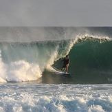 Swell January 13th., La Punta de Las Caracas