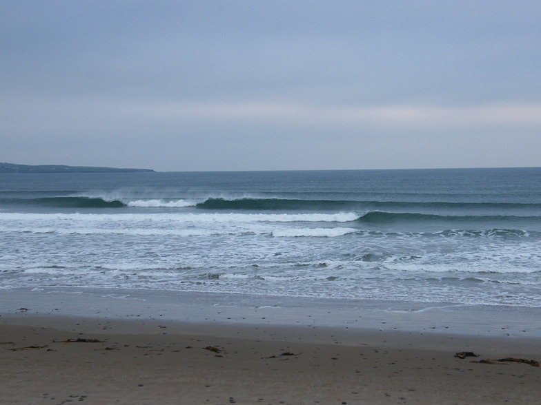 Doughmore surf break
