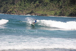 Cutback, Isla Grande photo