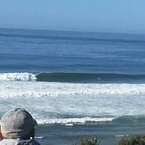 Bluff cranking off the point with the old boys getting sting, Red Bluff