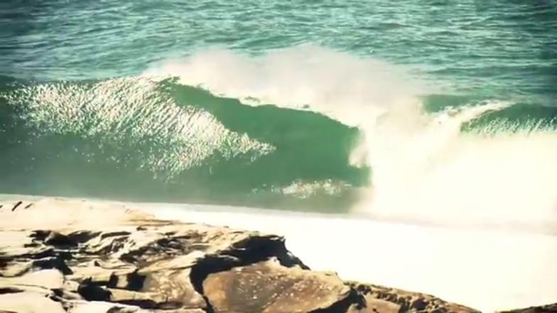 Te Paki surf break