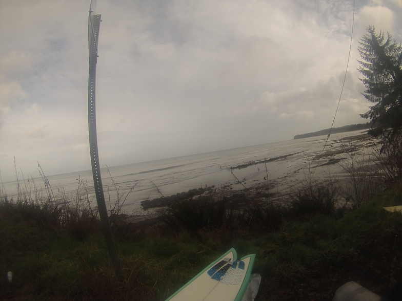 The Strait surf break