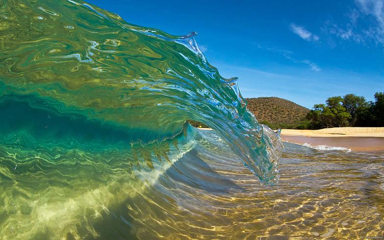 Big Beach surf break