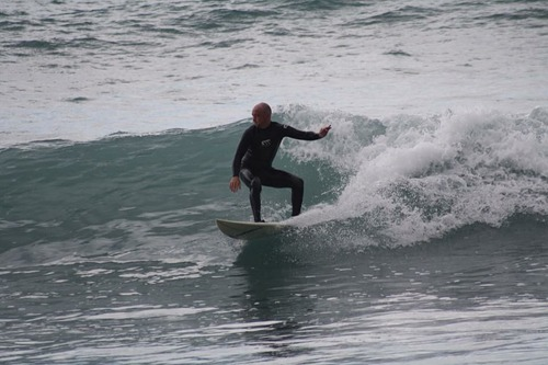 2-3 ft that day.. Clean and uncrowded, Meatworks