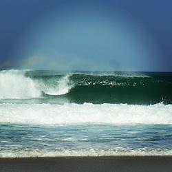 huge wave, Vieux Boucau photo