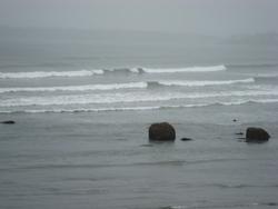 red rocks, Lynne Beach photo