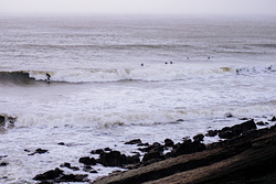 Oxwich Point Surfers photo