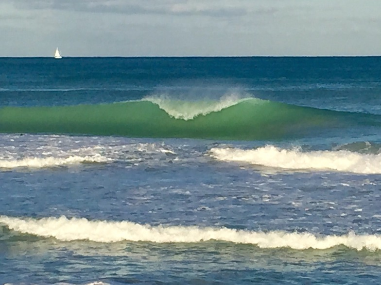 palm beach surf report