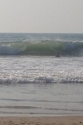 Good surf! But bring a board, Kudle -Beach (Gokarna) photo
