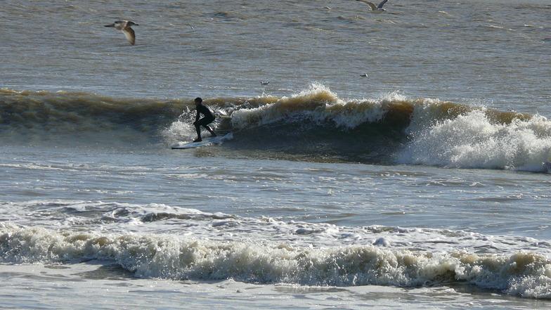 Grande Trait surf break
