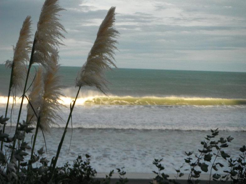 Raglan - Ngarunui Beach break guide