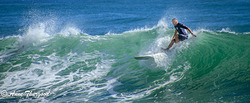 Surfer, Alexandra Headland photo