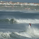 Double wave, Baia