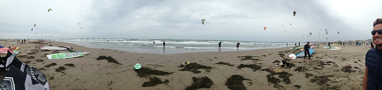 La Diga (Sottomarina) surf break