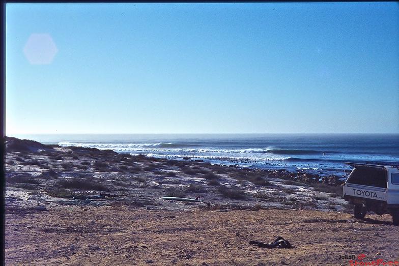 Donkin Bay 1 - Early 1980's