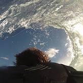Tube ride, Cabo Roche