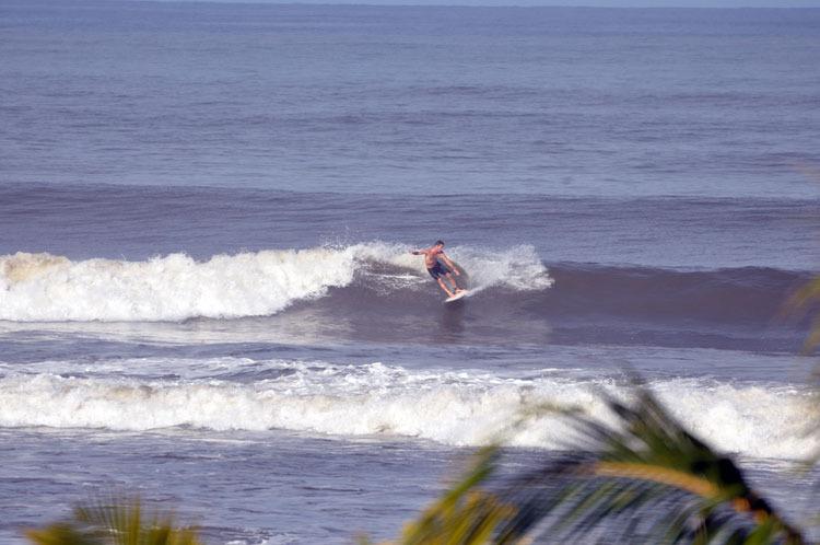 Punta San Diego break guide