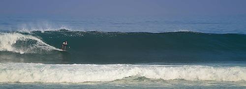 9ft swell, Balangan