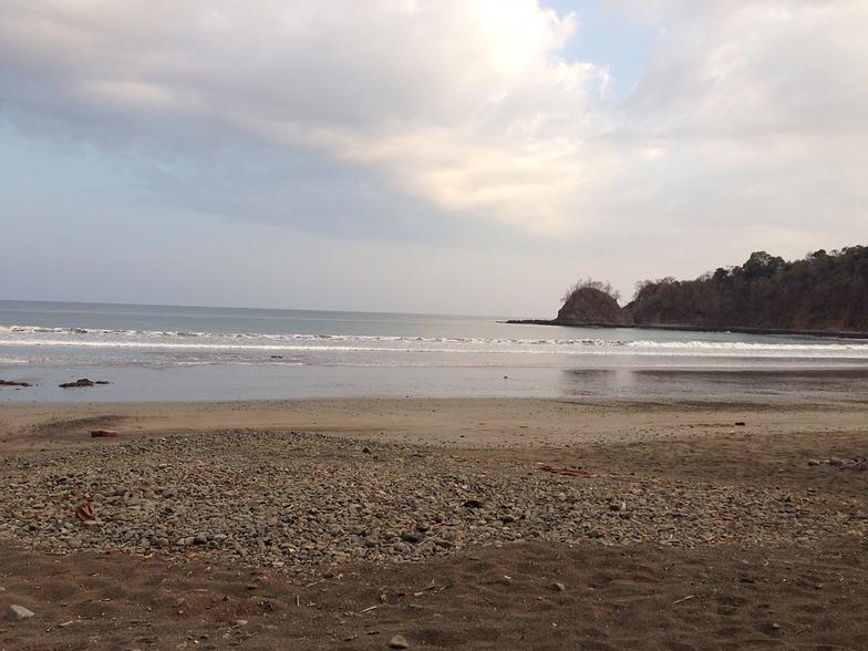 Islita surf break