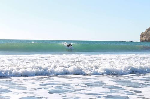 Castle Point Beach, Castlepoint Beach