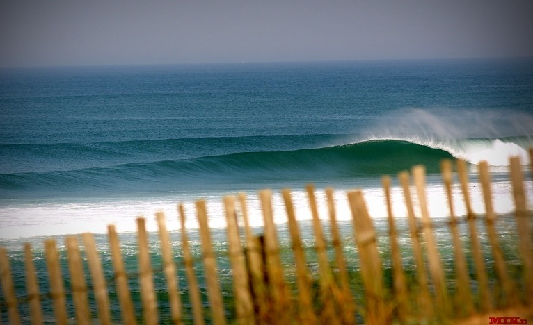 Hossegor - La Nord surf break