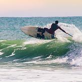 Take off, Playa de la Barrosa