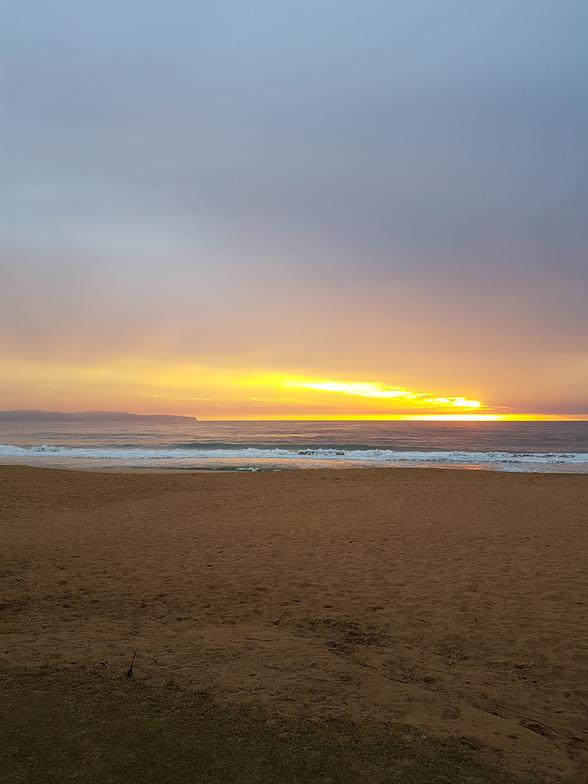 Palm Beach surf break
