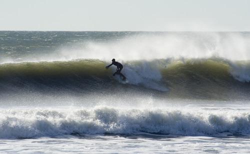 Brutal Off-Shore Wind, Matunuck-Deep Hole